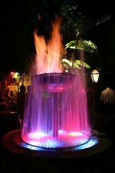 Pat O's Fire Fountain
