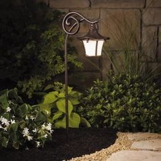How to use landscape lighting to increase the value of your home.