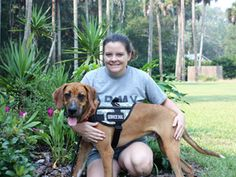 """Army sergeant and combat nurse Maggie Berth, who suffers PTSD, and the hound mix who is her therapy dog. She saw so much trauma during 2 tours in Iraq that she coudn't live alone when she returned home. This shelter dog was trained to help her overcome her panic attacks. She had been told, """"Never go anywhere without a battle buddy to watch your back."""" So she named  him Battle."""
