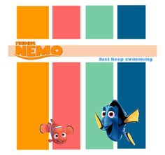 Finding Nemo Bathroom Colors By Totallytrue On Polyvore Featuring Interior Interiors Interior