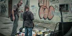 La Venezuela que ahora come de la basura
