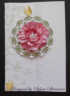 Selma's Stamping Corner and Floral Designs: Marianne Design