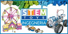 10 giocattoli educativi per divertirsi con l'ingegneria In questa categoria abbiamo cercato di raccogliere i migliori giocattoli che sfruttando l'innata curiosità dei bambini, permetteranno loro di imparare, giocando hands-on (come direbbero gli inglesi)