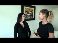 Patrizia Saolini interviews Lisa Edwards in Miami