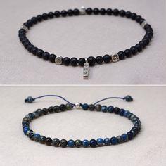 Exemple - Atelier mini bracelets pour hommes - Cyberperles