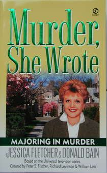 "The ""Murder, She Wrote"" Series -9-30-1984 to 5-16-1996, 12 seasons and  264 episodes.      Donald Bain"