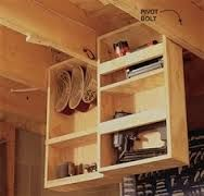 storing to the ceiling - Google Search