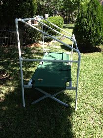 Pvc Mosquito Net Frame For Summer Camp Gr8scouting