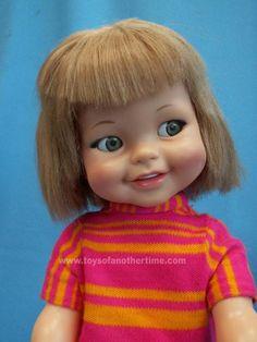 Lynnie had one! 70s Toys, Retro Toys, Vintage Toys, Mattel Dolls, Dolls Dolls, Heart For Kids, Doll Houses, Childhood Memories, Nostalgia