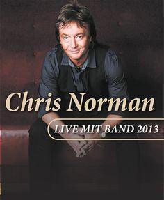 Chris Norman - Live 2013 - Tickets unter: www.semmel.de