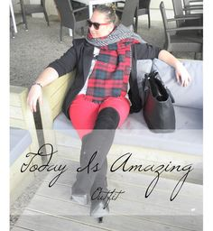 Los looks de mi armario: Today Is Amazing · Look Curvy Casual Look. Look RED JEANS. LOS LOOKS DE MI ARMARIO. #loslooksdemiarmario #winter #primark #violetabymango #outfitcurvy #invierno #look #lookcasual #lookschic #tallagrande #curvy #plussize #curve #fashion #blogger #madrid #bloggercurvy #personalshopper #curvygirl #primark #lookinvierno #lady #chic #looklady #jeans #red #minie #lookconjeans #look #outfit #overkneeboots #lookrojo #redlook #zara