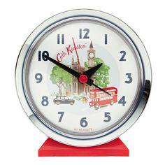 London Round Alarm Clock | Home Accessories | CathKidston