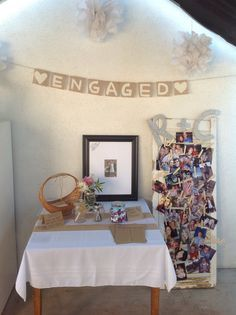 Engagement Party Decoration Ideas Home engagement party decor wwwperfectdayweddingplannerscom engagement decorationsengagement partiesengagement ideasengagement Home Engagement Party Decorations Google Search