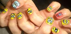 Love spongebob and love this design!