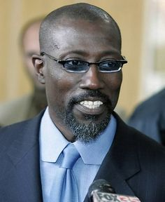 Actor Wesley Snipes (Blade) was born on July 1962 Most Beautiful Man, Beautiful People, Black Actors, Black Celebrities, Celebs, Wesley Snipes, Forever Young, Well Dressed, Black Men