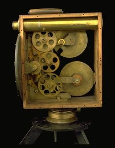 Paul's Cinematograph Camera No. 2, 1896, Robert William Paul, National Media Museum Collection