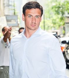 Ryan Lochte: Swimmin