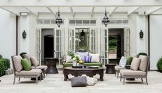 luxury outdoor seating - Google Search