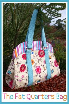 Fat Quarters Bag