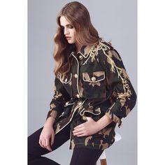 Maison Bohemique #VogueRussia #couture #fallwinter2015 #MaisonBohemique #VogueCollections
