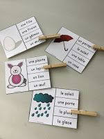 The Gruffalo, French Grammar, Idioms, Writing Activities, Montessori, Alphabet, Language, Classroom, Coding