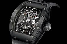 Richard Mille Carbon Watch