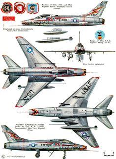 North America F-108