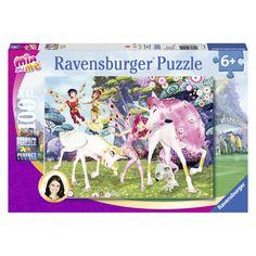 Ravensburger XXL puzzel Mia and Me 100 stukjes | Bart Smit
