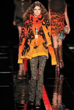 just cavalli f/w 13.14 milan | visual optimism; fashion editorials, shows, campaigns & more!