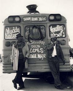 Muddy Waters & Howlin Wolf
