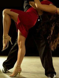 """Dancing is a perpendicular expression of a horizontal desire.""   -George Bernard Shaw-"