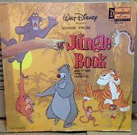 Disney-Jungle-Book-Disneyland-Soundtrack-Favorites-Record-Pop-Art