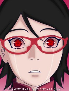 Sarada unlocks herMangekyo Sharingan after witnessing her parent's death! or maybe some other way.. idk :T -- How do you think she will unlock it or will she ever? I thought it would've...
