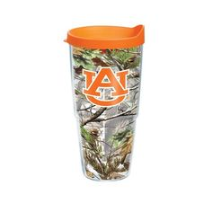 Auburn University Realtree Knockout Camo 24 oz. Tervis Tumbler with Lid - Set of 2
