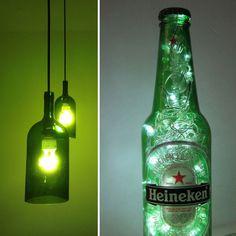 luminárias criativas com reaproveitamento 1