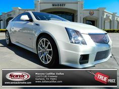 $59,483 #Used #2012 #CADILLAC # 4k miles #CTS-V For Sale | Garland TX .