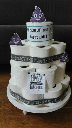 Afbeeldingsresultaat voor taart van wc rolletjes