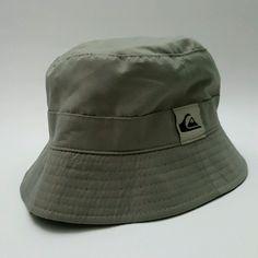 e7ad2cc7c22 New Auth QUIKSILVER Men s Bucket Hat