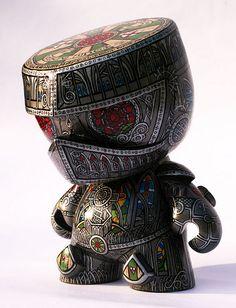 Toy Art, Vinyl Toys, Vinyl Art, Vinyl Figures, Action Figures, Designer Toys, Cool Toys, Pottery, 3d Character