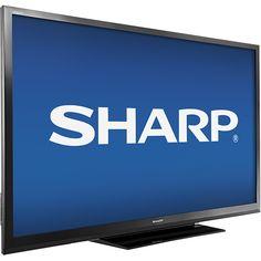 "Sharp 80"" Smart TV $3999"