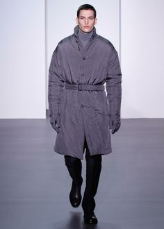 S 10, Calvin Klein Collection, Creative Director, The Past, Raincoat, Winter Jackets, Celebrities, Tops, Fashion