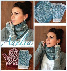 Adelia - pattern 7.00 CAD