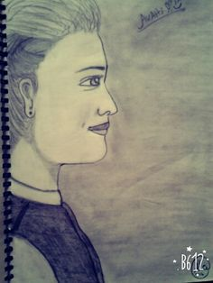 my BFF .. sketch book