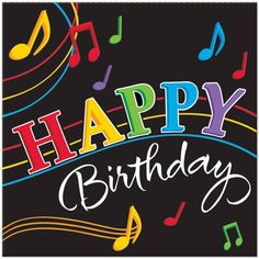 musical happy birthday - Yahoo Image Search Results