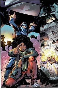 Catalyst Prime Superb (W) David Walker, Sheena C. Howard (A) Ray-Anthony Height & Various (CA) Ray-Anthony Height. Teenager Kayla Tate is forced t Dog Memes, Funny Memes, Black Comics, One Year Ago, Meteor Shower, Childhood Friends, Book Girl, Super Powers, Comic Art