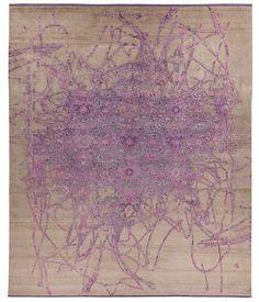 The Hip Subscription: Jan Kath Rug Art