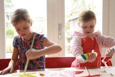 Je tafel altijd knutselklaar met Tafelziel. www.tafelziel.nl
