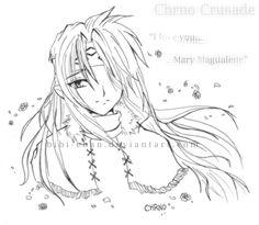 Chrno Crusade + I remember + by bibi-chan