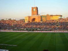 Stadio Renato Dall'Ara, Bologna.