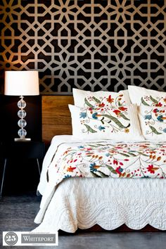 25. Katama embroidered quilt $495.95. 40. Bird cage room art $129.95 #WhiteportBingo: Win 1 of 3 Decals from #Whiteport by entering the competition at http://winarena.com.au. Every entrant gets a 20% off #voucher!